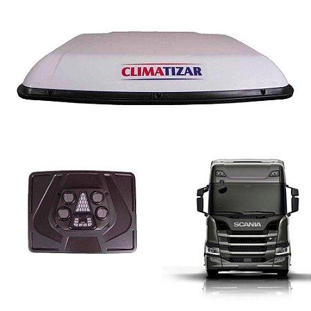 Climatizador de Ar Climatizar Evolve para New Scania 2019 Cabine P G R S