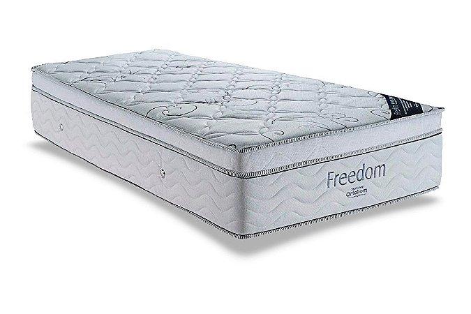 Colchão Ortobom Pocket Freedom Solteiro - 0,88x1,88x0,32
