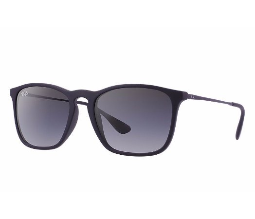 Chris Gradiente Preto Ray-Ban - RB4187L 622