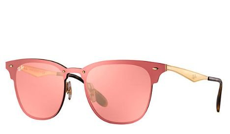 RAY BAN BLAZE CLUBMASTER RB3576N 043/E4 01-41