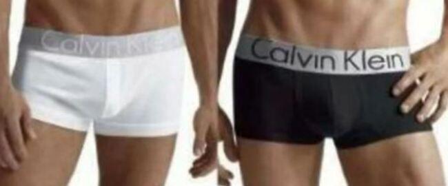 Kit 16 Cuecas Calvin Klein Trunk Boxer colorida