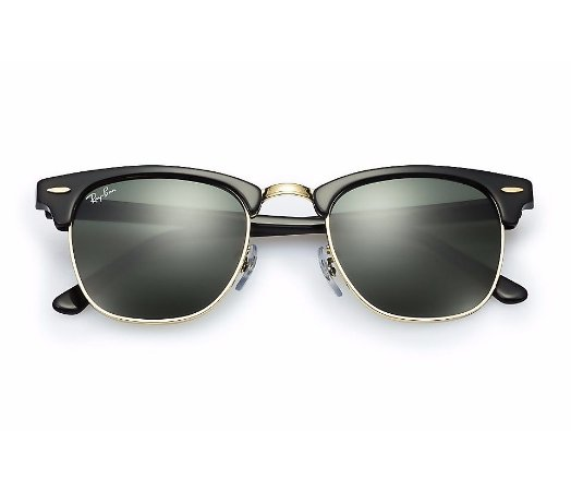 RAY-BAN CLUBMASTER - CLÁSSICO - RB3016