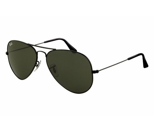 8f5fd4651 AVIADOR|AVIATOR CLÁSSICO - RB3025 PRETO | MOON LIGHT GLASSES ...