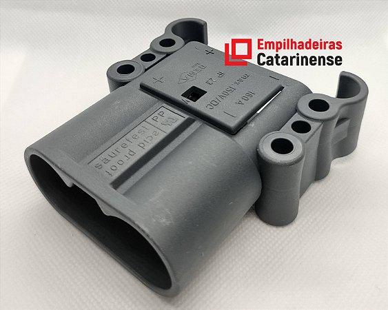 Conector Rema DIN – 160Ah Macho (25mm²)