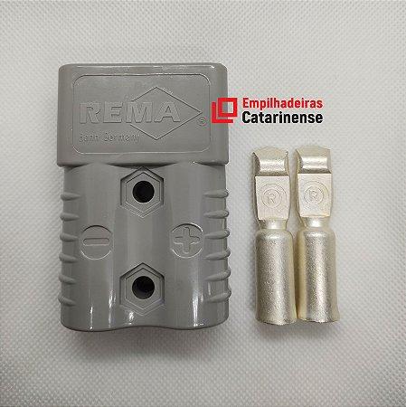 Conector Rema BIPOLAR  - 175Ah (33.6mm²)