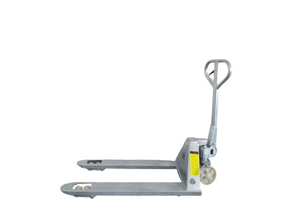 Paleteira Manual Galvanizada ( Zincada ) - 2.5T - Rodado Duplo - NY