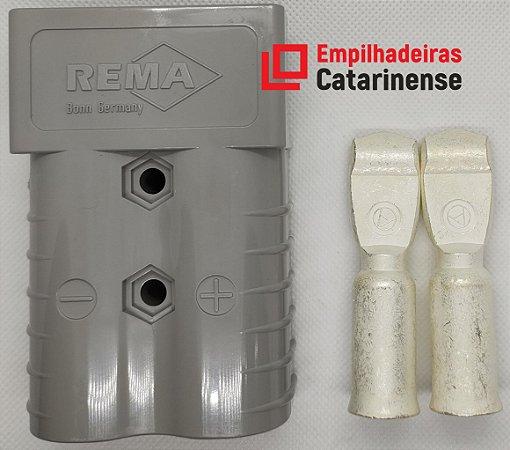 Conector Rema BIPOLAR - 350Ah (85mm²)