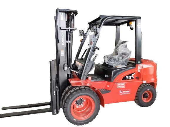 Empilhadeira FD30 Hangcha   3.000 kg a Diesel   Empilhadeiras Catarinense