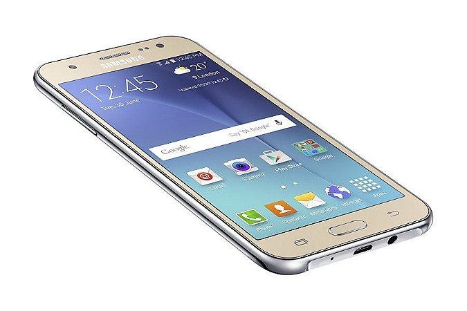 Smartphone Samsung Galaxy J5 SM-J500M Dourado