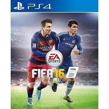 FIFA 16 Playstation 4 Blu-Ray+