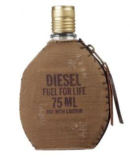 Perfume Fuel For Life Diesel Eau de Toilette Masculino 75 ml