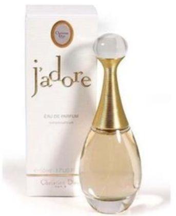 Perfume J adore Christian Dior Eau de Parfum Feminino 50 ml