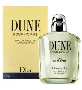 Perfume Dune pour Homme Christian Dior Eau de Toilette Masculino 50 ml