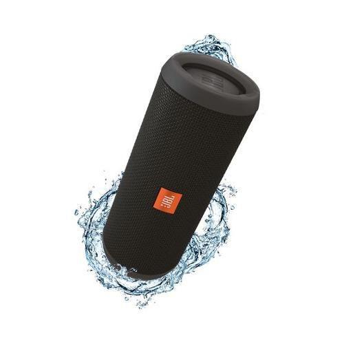 Caixa de Som Bluetooth JBL FLIP3 Preta 16W RMS Bluetooth/Entrada P2 Amplificada 2X8W