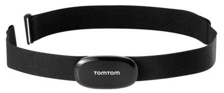 CINTA MONITOR CARDIACO TOMTOM HR. PRETO Bluetooth (cinta Peitoral)