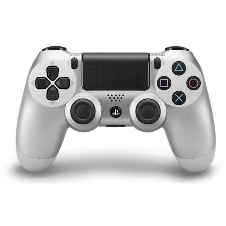 CONTROLE DUALSHOCK 4 SILVER PS4