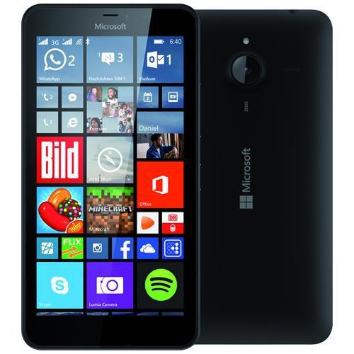 Smartphone Microsoft Lumia 640 XL 5,7'' 13MP/5MP Windows Phone 8.1 – Preto