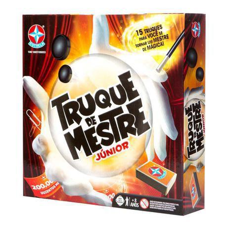Jogo Truque de Mestre Júnior - Estrela