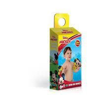 Boia de Braço para Crianças Inflável Mickey 1993 Toyster