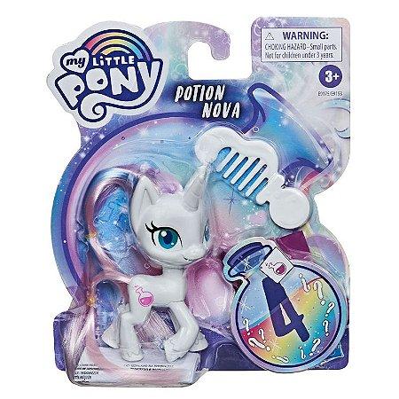 Figura My Little Pony Mini Poção Potion Nova - Hasbro