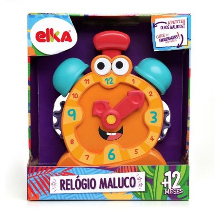 Relógio Maluco, Elka