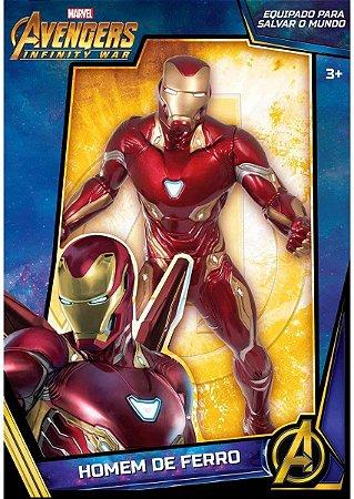 Boneco do Homem De Ferro Prime Ultimate Mimo