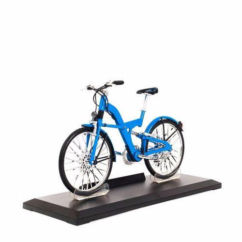 Miniatura Bicicleta BMW Q5.T - Welly 1:10