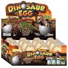 Ovo Dinossauro - Fossil Egg Pequeno Surpresa - Multikids
