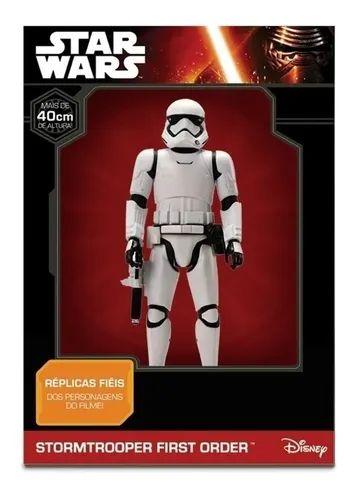 Boneco Storm Trooper Star Wars Gigante 40 Cm Mimo - 0814