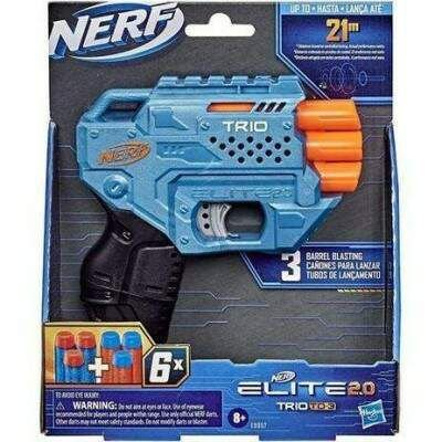 Nerf Elite 2.0 Trio TD-3 - Hasbro E9957