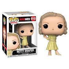 Betty Draper 910 - Mad Men - Funko Pop
