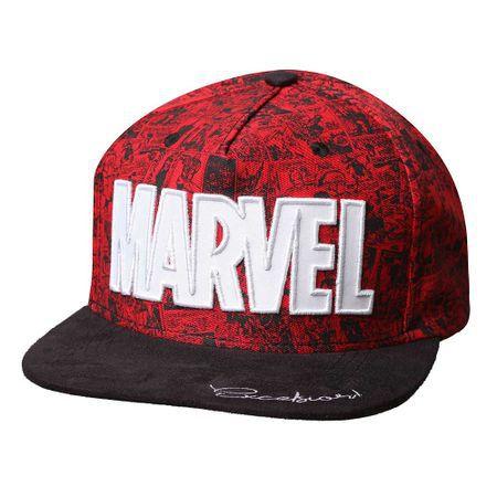 Boné Bordado Marvel Excelsior