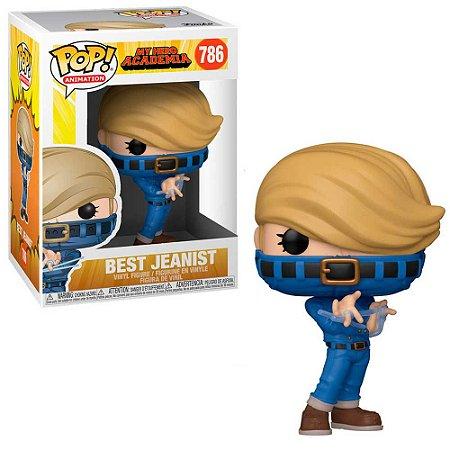 Boneco Funko Pop Animation My Hero Academia Best Jeanist 786