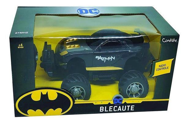 Veículo de Controle Remoto - Batman - Blecaute - Candide