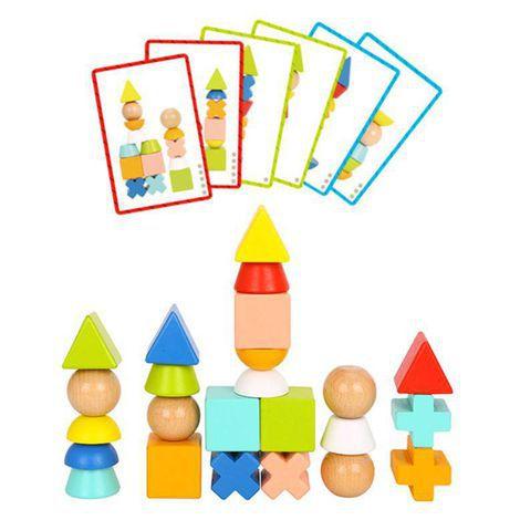 Jogo de Empilhar Peças Took Toy