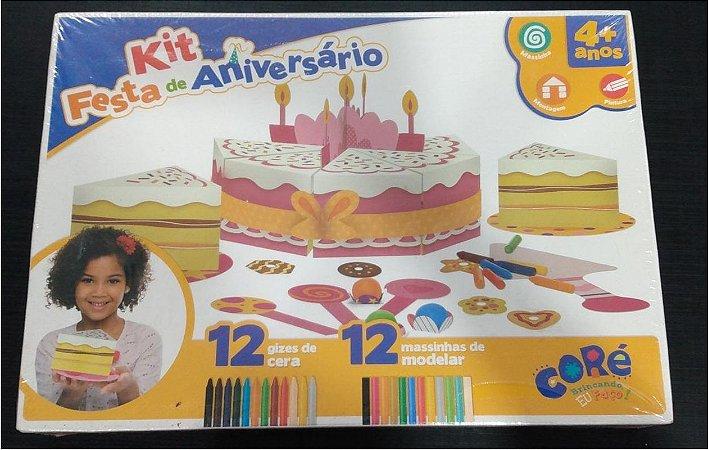 Kit core - festa de aniversario - Toyster