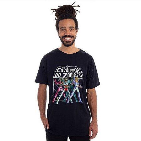 Camiseta CDZ Cavaleiros de Bronze - Piticas - G