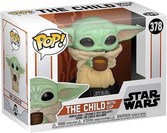 Funko POP Star Wars: Mandalorian - Baby Yoda - 378