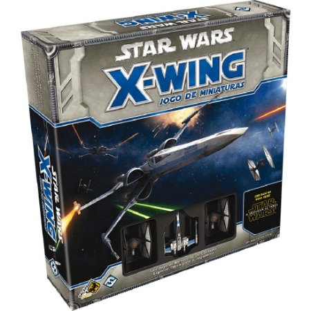 Star Wars X-Wing - Despertar da Forca