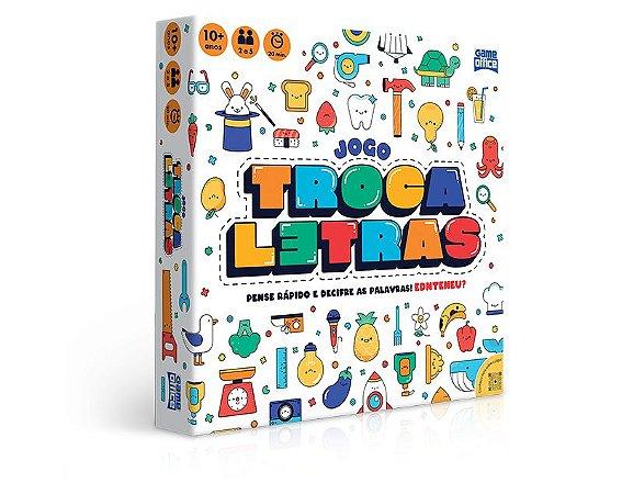 Jogo Troca Letras