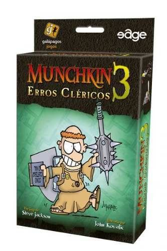 Munchkin 3 - Erros Clericos