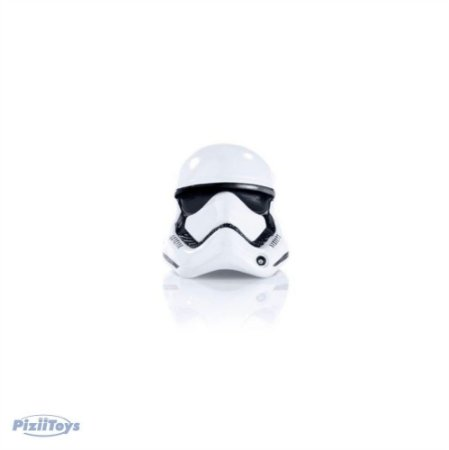 Star Wars First Order Stormtrooper Helmet - chaveiro