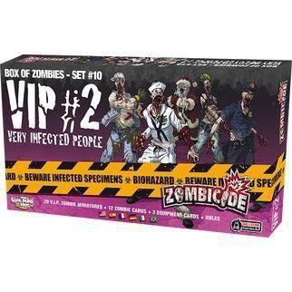 V.I.P. #2 - EXPANSAO ZOMBICIDE