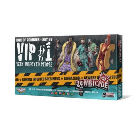 V.I.P. #1 - EXPANSAO ZOMBICIDE