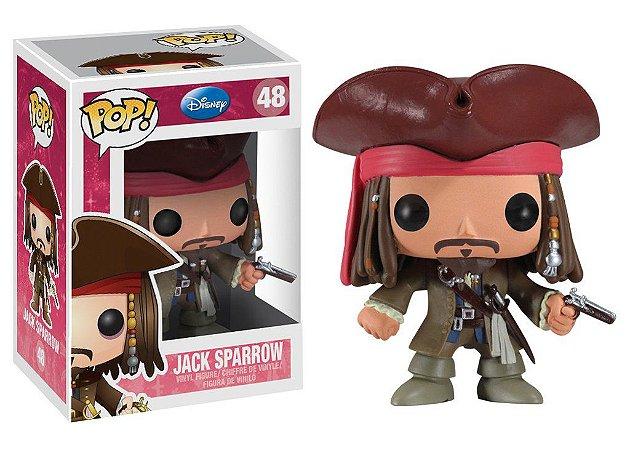 Funko - Disney - Jack Sparrow