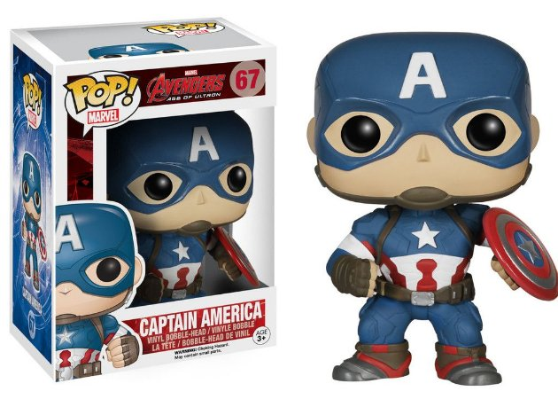 Funko - Avengers - Age of Ultron - Captain America
