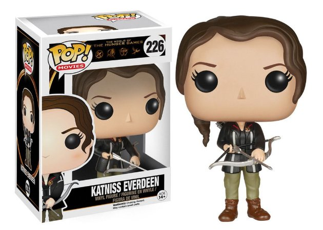 Funko - The World of The Hunter Games - Katniss Everdeen