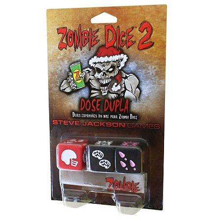 Zombie Dice 2 - Dose Dupla - Expansão