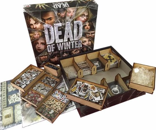 Organizador para Dead of Winter