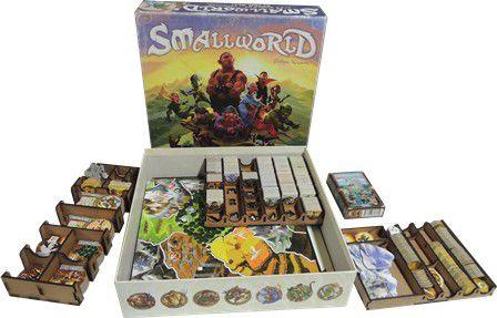 Organizador para Smallworld